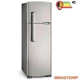 Refrigerador 02 Portas Frost Free Brastemp 378l Brm42ek