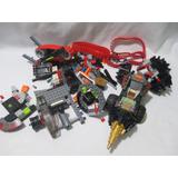 Lote Lego Peças Esteira Carros