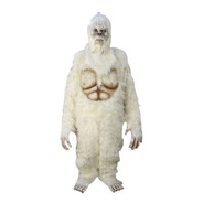 Disfras Abominable Hombre De Nieves Halloween Terror