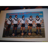 Santiago Morning 1975 Delantera - Poster Revista Estadio
