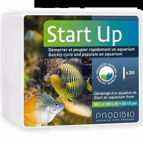 Prodibio Start Up 6 Ampolas Cicla Aquário E Eliminar Amonia