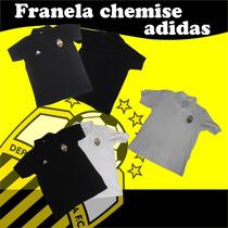 Chemisses Blanca Y Negra 8 Estrellas Deportivo Tachira