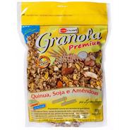 Kit 4 Granolas Premium - 500g - Takinutri