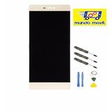 Pantalla Huawei P8 (gra-lo9) Color Blanco Y Negro Original