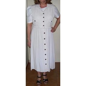 Vestido Conjunto 2 Piezas Casual Talla 10 ( M ) + Regalo