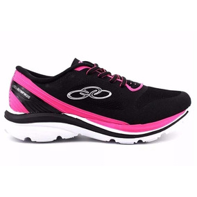 Zapatillas Olympikus Modelo De Damas Running Stretch