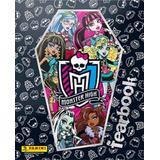 Figuritas Del Álbum Monster High Del Año 2012 Panini