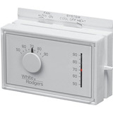 Emerson 1f56n-444 De Calefacción Y Termostato Mecánico De R