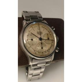 Reloj Heuer Chronograph Pre Carrera Valjoux 72