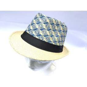Sombrero Trilby Diferentes Colores Para Adulto 20cm
