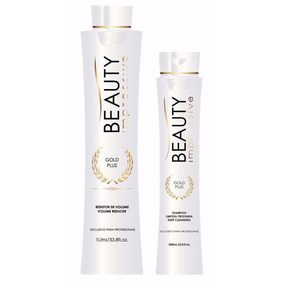 Beauty Progress Gold Plus Escova Progressiva Nova Embalagem