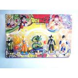 Coleccion Figuras Goku Vegeta Dragon Ball Z Promocion
