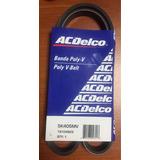 Correa Única Orlando Astra 2.2 Original Acdelco