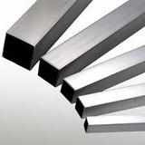 Tubo Cuadrado De Aluminio Blanco 2 (pulgadas)
