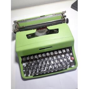 Maquina Escrever Olivetti Lettera 32 Original - Leia Anuncio