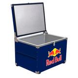 Caixa Térmica Red Bull 120 Litros P/ Bebidas