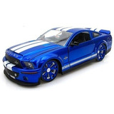 Shelby Gt500 08 1:24 Jada Lopro Ford Mustang Chevy Dodge F1
