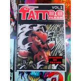 Tattoo Flash Vol 1, Libro Diseños Variados Tatuajes.