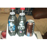 Botellas Pepsi Conmemorativas Del Supertazon 46 Y 47