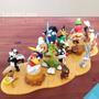 Colección Completa Isla Loca Looney Tunes Sonrics No Bimbo