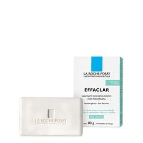 La Roche-posay Effaclar Sabonete Dermatológico Alta