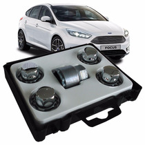 Parafuso Roda Trava Antifurto Galaxylock Ha/m Ford New Focus