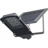 Luminária Pétala Led Completa Energia Solar Automática