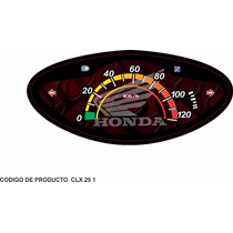 Graficos Calcas Kit Honda Biz Tablero 01 Velocimetro