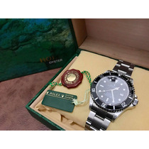 Rolex Sea Dweller Md 16660 Unico !! Bello Año 07 Submariner