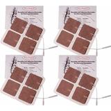 16 Electrodos Gimnasia Pasiva Pro-patch. No Es Equipo Medico