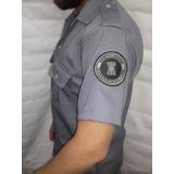 Spf,servicio Penitenciario Federal.camisa Verano M/corta