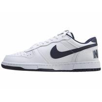 Zapatillas Big Nike Low Urbanas Hombres Cuero 355152-140