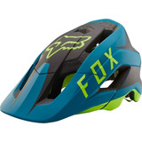 Capacete Fox Metah Tresh Flow 2017 Teal - Bike / Mtb / Dh
