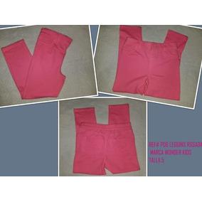 Jeans, Leggins Y Bermudas Importadas Para Niñas Usados