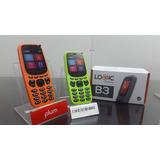 Teléfonos Básicos Nuevos Logic B3