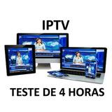 Smart Tv Box Iptv Premiun 1 Mês