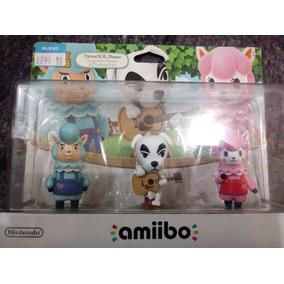 Amiibos Animal Crossing Cyrus K.k. Reese