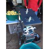 Máquina De Ralar E Coar Milho Verde - Mod. 3000