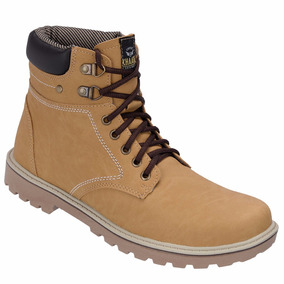 Sapato Bota Coturno Masculino Adventure Khaata Ref:4503
