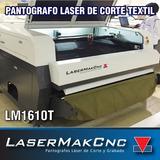 Pantografo Laser Para Corte De Telas, Cuero.
