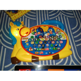 Tablet Educativo Musical Infantil Galinha Pintadinha
