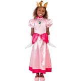 Disfraz Niño Video Juego Princesa Traje, Tamaño Mediano