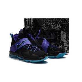 Zapatilla Basquet Nike Lebron 14 - Varios Colores - A Pedido