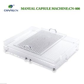 Cn-800, Manual De La Cápsula De Relleno, Máquina, Vacío