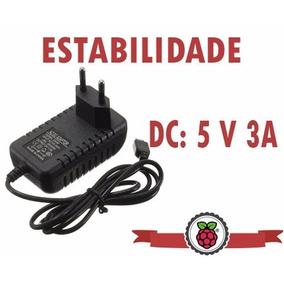 Fonte Para Raspberry Pi 3 Pi3 5v Loja Fisica Em Sao Paulo