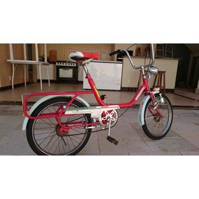 Antiga Bicicleta Monareta Aro 20 Restaurada