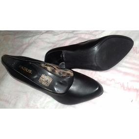 Zapatillas Padus Negro Opaco