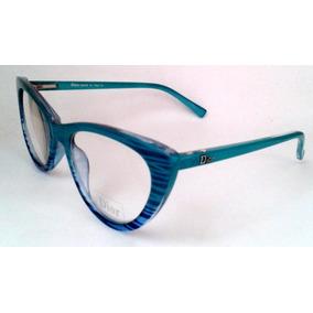 c2115bba5c571 Oculos De Grau Prada Vpr21q - Óculos Azul aço no Mercado Livre Brasil