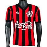 Camisa Retro Atlético Paranaense 1989 Vintage Blusa + Brinde