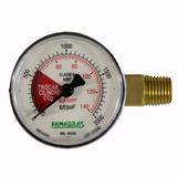 Manômetro Para Regulador De Pressão Co2 Chope - Famabras